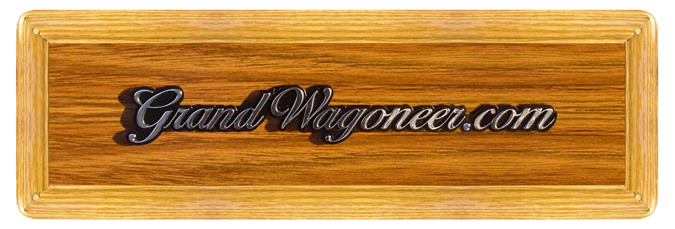 Jeep Grand Wagoneers - Full, Professional, Ground up Restorations