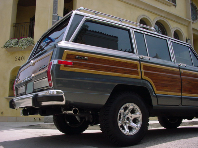 jeep grand wagoneers full professional ground up restorations the finest better than new jeep grand wagoneers in the world jeep grand wagoneers full