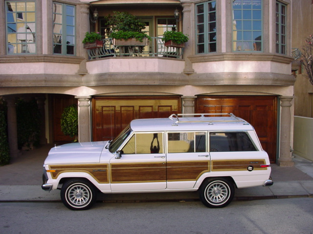 jeep grand wagoneers full professional ground up restorations the finest better than new. Black Bedroom Furniture Sets. Home Design Ideas