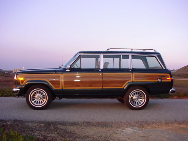 2017 Grand Wagoneer Woody >> Jeep Grand Wagoneers - Full, Professional, Ground up Restorations. The finest, better-than-new ...